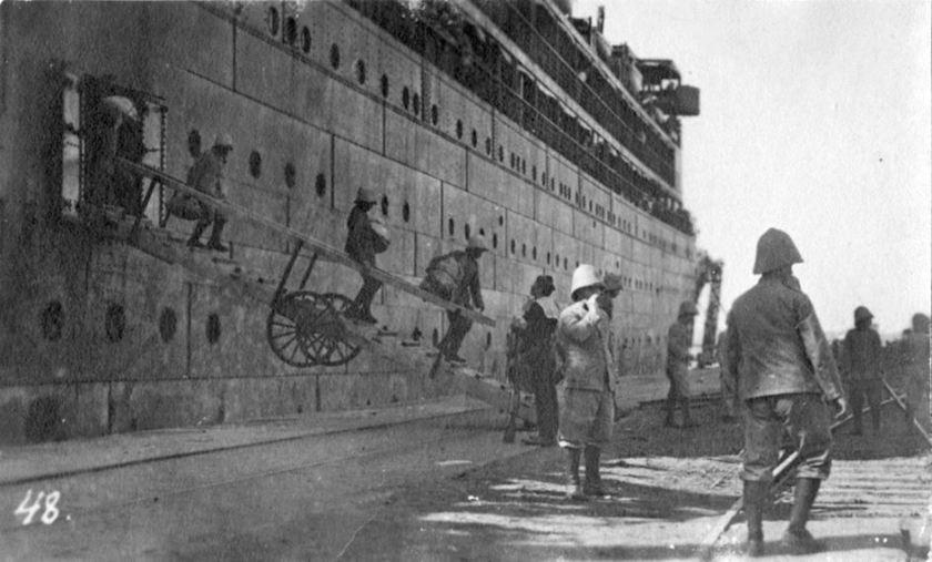 Débarquement_Vladivostok_1918