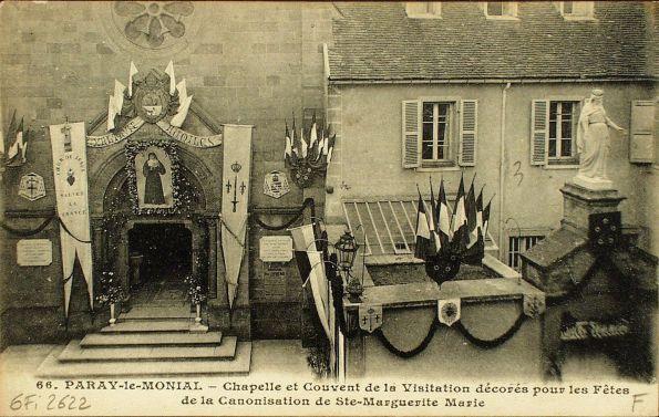 Paray-Le-Monial-Couvent-Visitation-Jaudet-Marie-1901