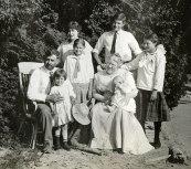 Famille Hemingway en vacances