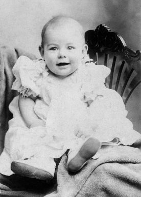Ernest à 5 mois