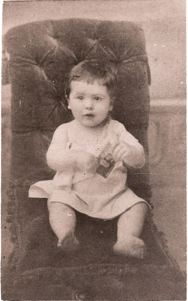Alain-Fournier bébé