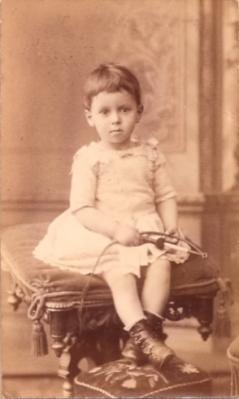 Jacques Rivière enfant
