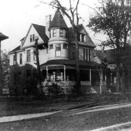 Maison d'enfance à Oak Park
