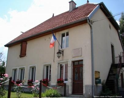 Maison natale de Louis Pergaud