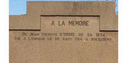 Cimetière communal de Neuvic. Source : https://www.geneanet.org
