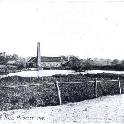 Moulin de Sarehole (1905). Source : https://www.birminghammail.co.uk/