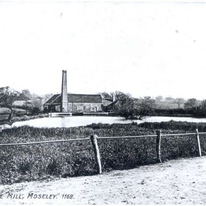 Moulin de Sarehole (1905). Source : https://www.birminghammail.co.uk/
