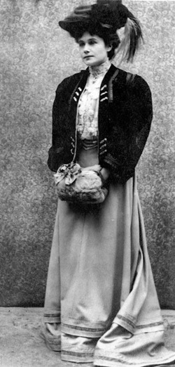 Yvonne de Quiévrecourt