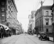 Royal Street, Mobile, Alabama, 1910