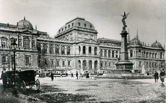 Université de Vienne. Source : https://www.repro-tableaux.com/a/ecole-autrichienne/theuniversityofviennaandt.html