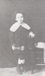 Victor Segalen (vers 1887). Source : Victor Segalen de Claude Courtot